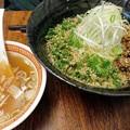 写真: 汁なし担々麺