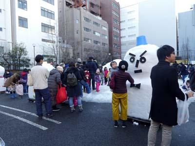雪だるま祭り1