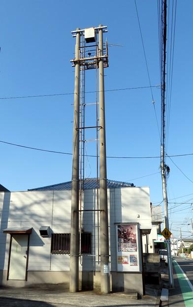 26 横浜市港北消防団 第四分団第4班 火の見櫓
