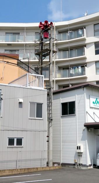 31 横浜市緑消防団 第一分団第5班 火の見櫓