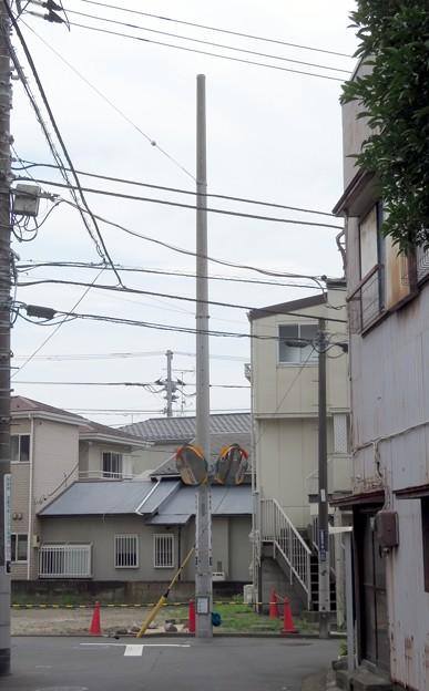 13 横浜市金沢消防団 第一分団第1・2班 火の見櫓