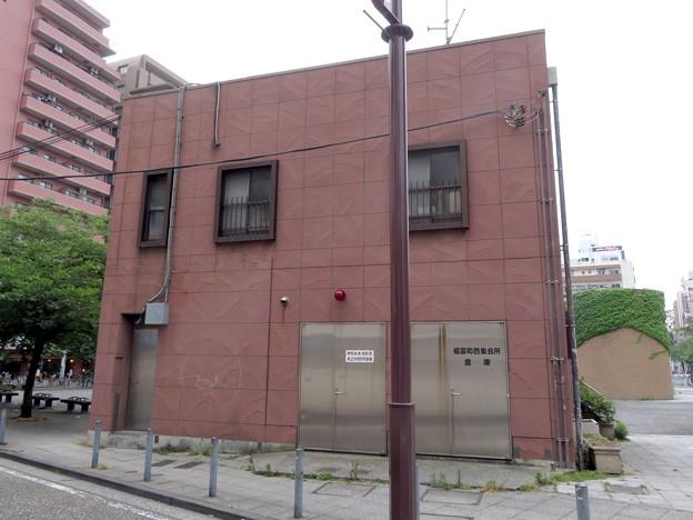 237 横浜市伊勢佐木消防団 第二分団第3班 器具置場
