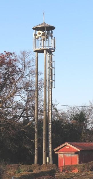 61 横浜市都筑区東方町 火の見櫓