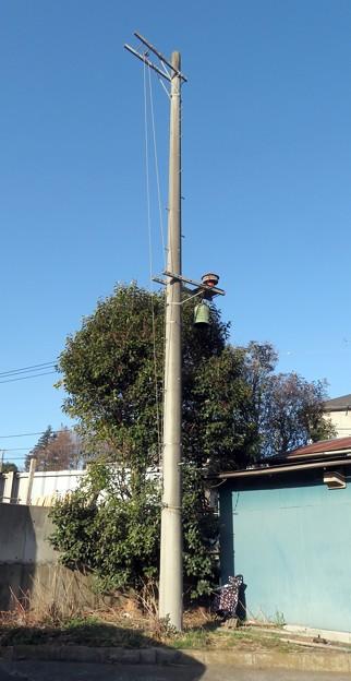 08 横浜市旭消防団 第二分団第1班 火の見櫓