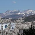写真: 2017年4月末 蔵王