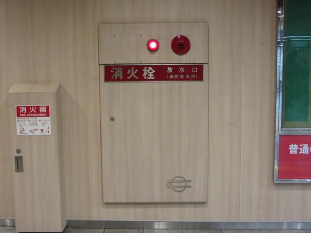 地下鉄本町駅・逆マルコ