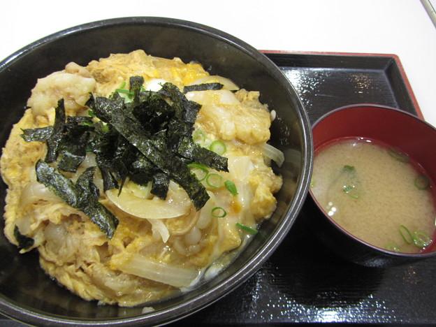 マルナカ「 ホルタマ丼」(大盛)
