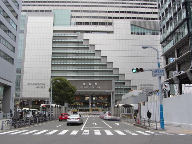 大阪駅前(梅田)
