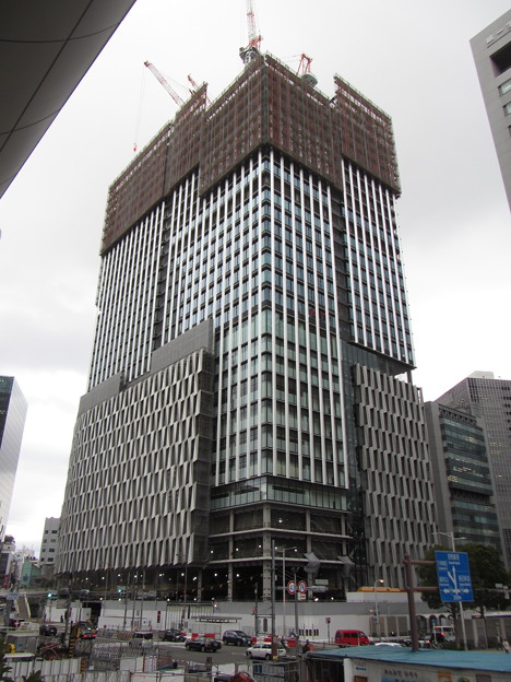 阪神百貨店梅田本店・建て替え2期工事