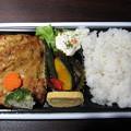 Photos: eashion「ハニーマスタードソースのチキンステーキG」