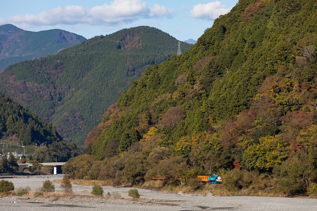 Photos: 大井川鐵道 田野口~下泉