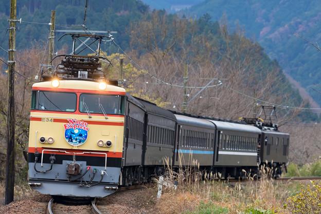 Photos: 大井川鐵道 家山~抜里