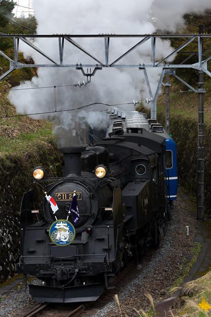 東武鉄道鬼怒川線 大桑~新高徳