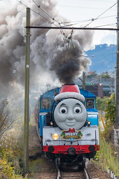 大井川鐵道 門出~神尾