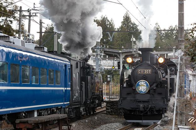東武鉄道鬼怒川線 大桑