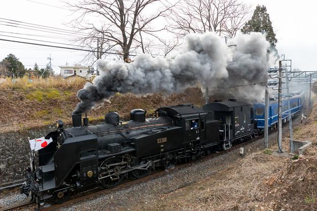Photos: 東武鉄道鬼怒川線 大桑~新高徳
