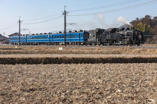 Photos: 東武鉄道鬼怒川線 大谷向~大桑