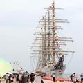 神戸開港150周年記念*海王丸