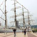 神戸開港150周年記念*海王丸7
