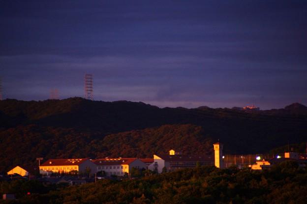 写真: 夕闇4