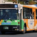 Photos: 東京都交通局 K565(日デ・KL-JP252NAN改) フロント部