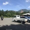 Photos: 蔵王温泉 大露天風呂前 駐車場の景色