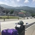 Photos: 蔵王温泉すぐ手前 蔵王スキー場