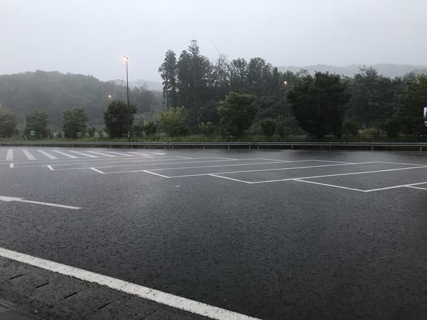 鳥海山は濃霧で楽しめず 山降りたら秋田市まで雨!