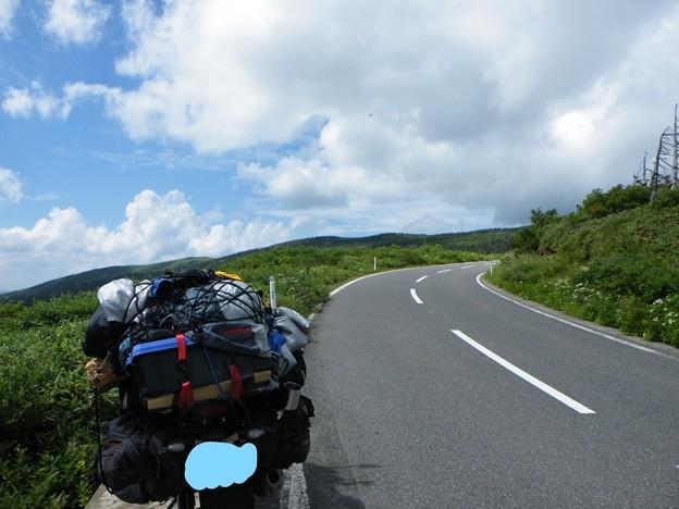 岩手県 八幡平アスピーテラインの景色