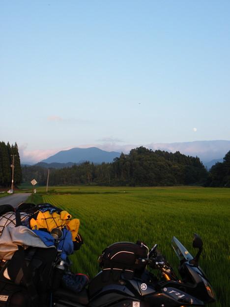 秋田県の景色