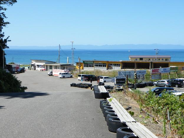 日本海間瀬サーキット この日の新潟は38.6℃!!