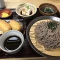最終日 帰り道 鳥取市で お蕎麦のランチ