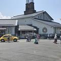 鳥取県 道の駅大栄 裏の コナン記念館