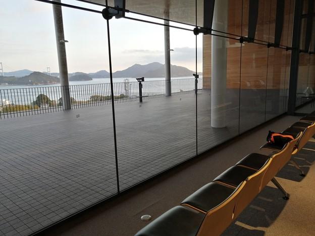 来島海峡SA 展望テラス