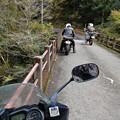 Photos: 中津渓谷の上の方の橋