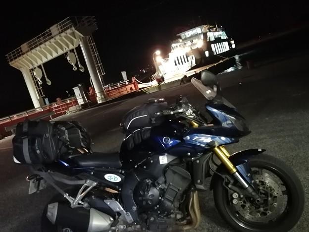 高知1泊ツー しまなみ海道の大三島から船で本土 広島県忠見港へ