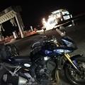 Photos: 高知1泊ツー しまなみ海道の大三島から船で本土 広島県忠見港へ