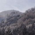 相倉の山々