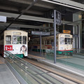 富山駅 市電乗り場