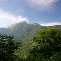 Photos: 焼岳 安房峠にて