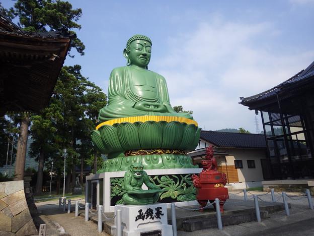 Photos: 庄川大仏