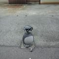 しゃれたペンギン