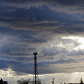 インデペンデンスデーな雲