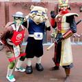 Photos: 丹爺 と サイゾウ と 坂東武人 武蔵