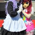 Photos: らび☆りん と 板莉アンジェラ