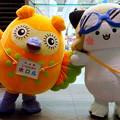 Photos: ホロル と  あみっぺ