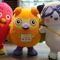 Photos: イモゾー と ホロル と あみっぺ