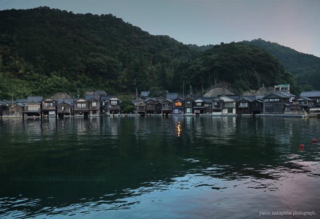 海の京都、伊根舟屋群001a