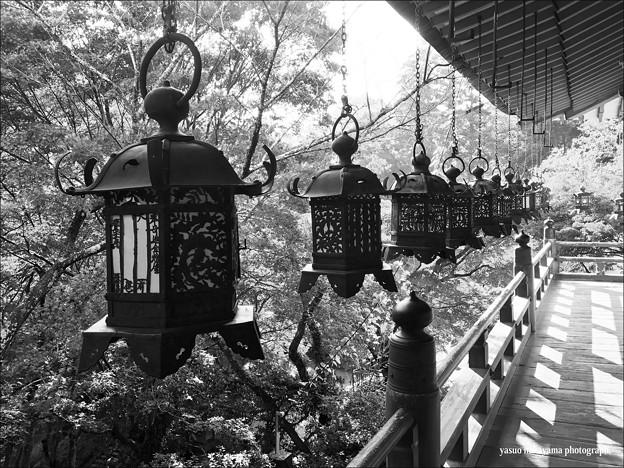 桜井市談参神社にて