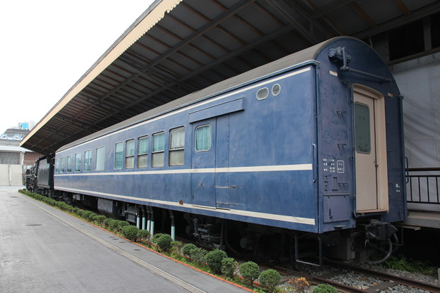 20系客車ナシ20-24